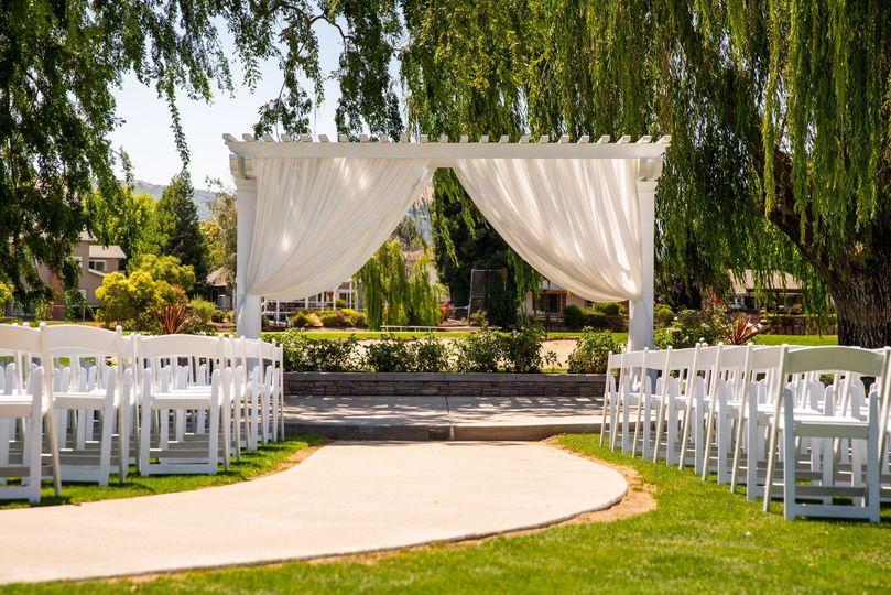 San Ramon, Wedgewood Weddings