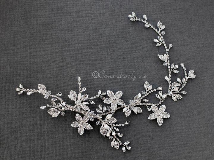 Tmx Back Wedding Headpiece Silver 51 356710 158731311719944 Kansas City wedding dress
