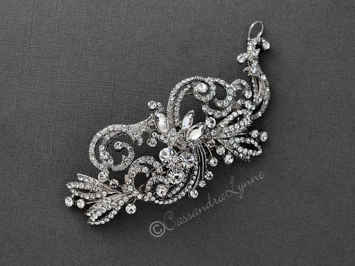 Tmx Dark Silver Wedding Headpiece Bridal Lux 51 356710 158731318949425 Kansas City wedding dress