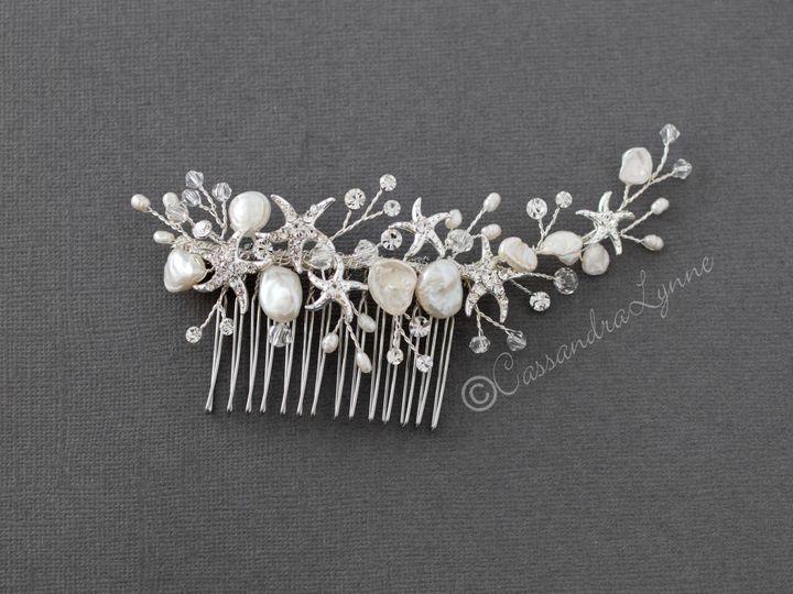 Tmx Keshi Pearl Beach Wedding Hair Comb Accessories 51 356710 158731311837566 Kansas City wedding dress