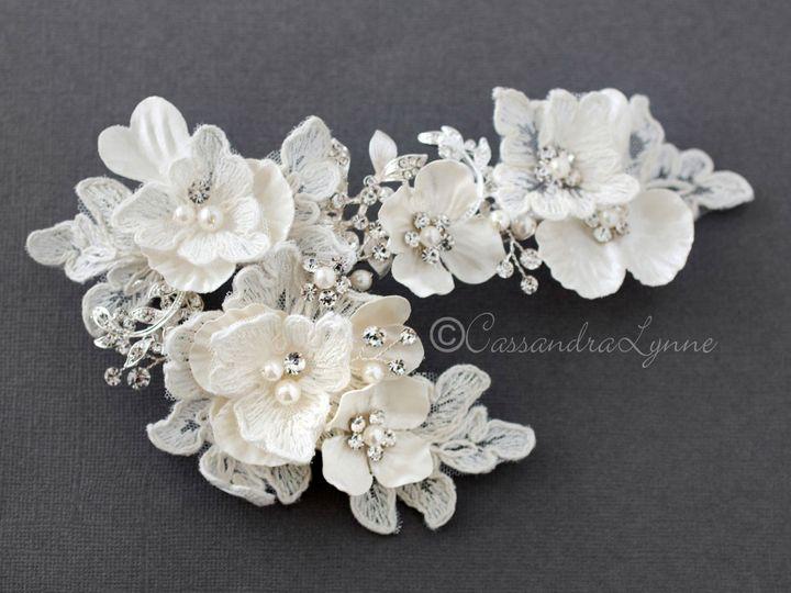 Tmx Lace Wedding Hair Flower Pearls 51 356710 158731312044171 Kansas City wedding dress