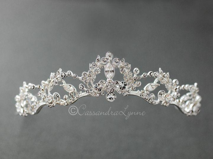 Tmx Silver Marquise Vine Tiara 51 356710 158731303761024 Kansas City wedding dress
