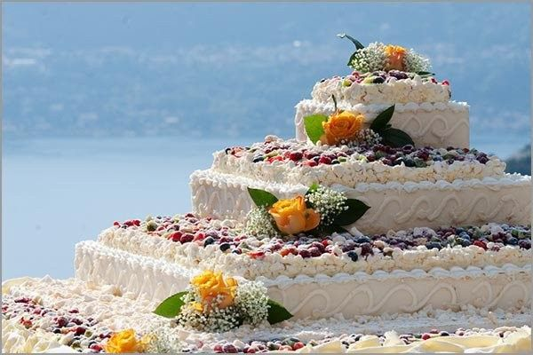 Tmx 1427836816686 1 Wedding Cake   Torta Nunziale Con Frurtti Di Bos Water Mill, NY wedding catering