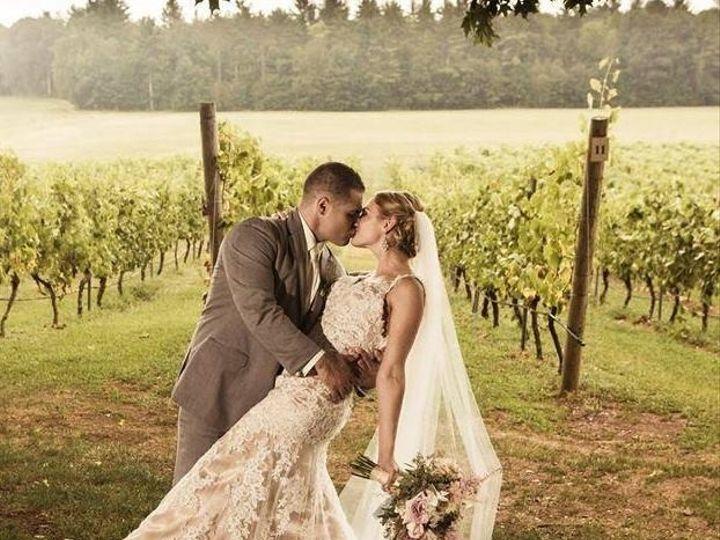 Tmx 1450037676571 Aug 21 Vineyard Lee, NH wedding venue