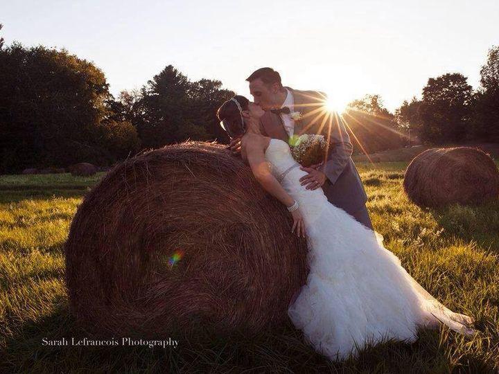 Tmx 1450037812525 Sept 18 Feild Lee, NH wedding venue