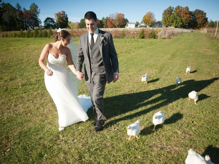 Tmx 1450037841992 Oct 10 Farm Lee, NH wedding venue