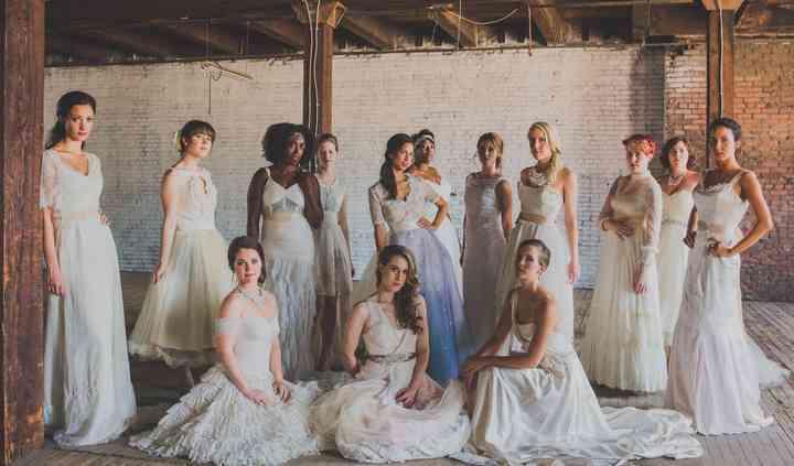 Janay A Eco Bridal