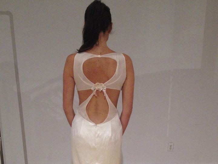 Tmx 1415850126274 Janay A Bergamot Dress Back Mission, Missouri wedding dress
