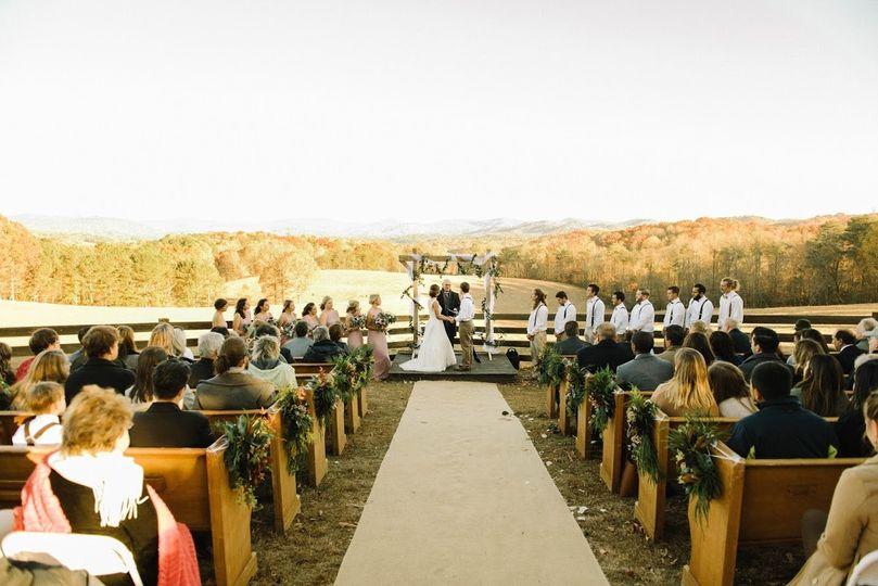 summit farm weddings venue ellijay ga weddingwire