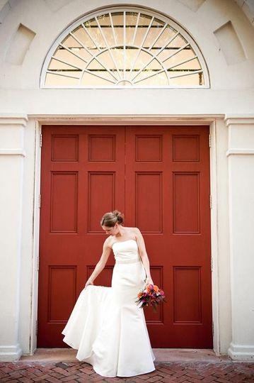 Samantha+John, Tidewater Chapel, Reese Moore Weddings