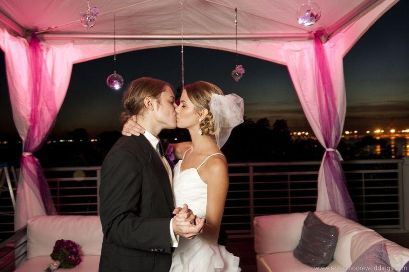 Plum Perfection Inspiration Shoot, Harborside East, Reese Moore Weddings