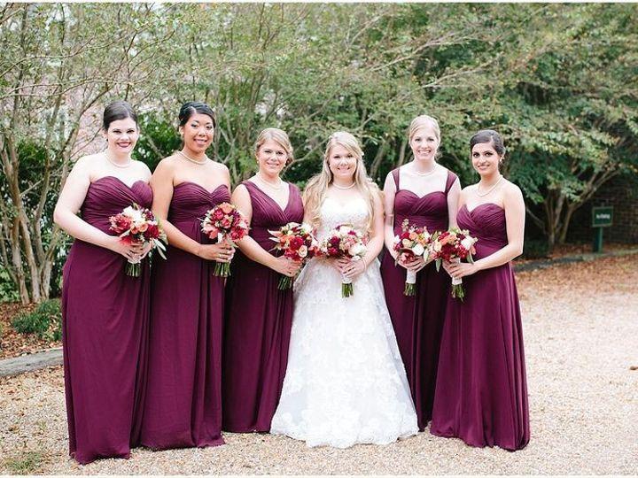 Tmx 1452114171551 Crimson Bridesmaids Chloe Virginia Beach, VA wedding dress