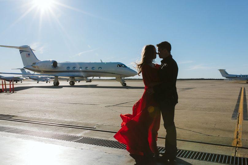Airline Hangar Engagement