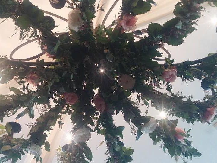Tmx 1502554408408 Chandilier Garland Stroudsburg, PA wedding florist