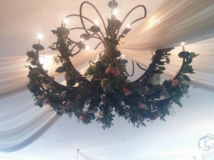 Tmx 1502554861277 Chandilier 2 Stroudsburg, PA wedding florist