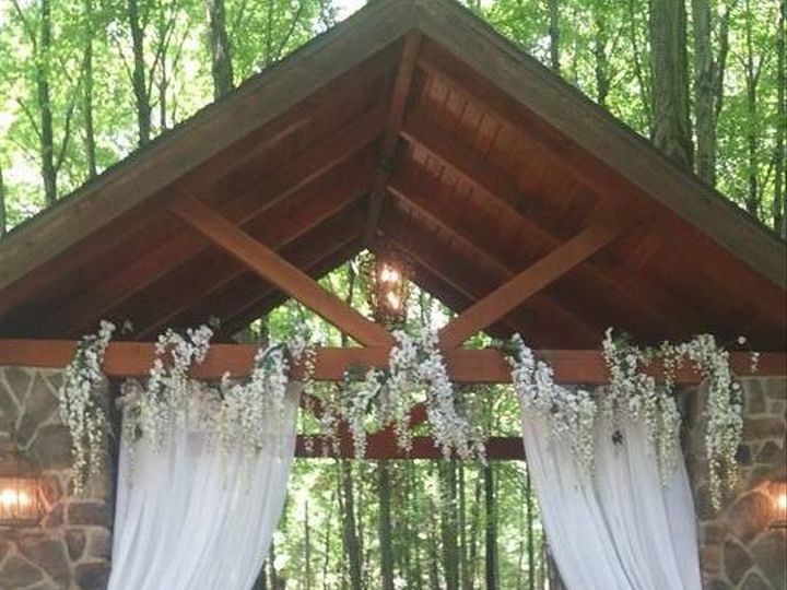 Tmx 1502554868420 Wg Ceremony With Wisteria Stroudsburg, PA wedding florist