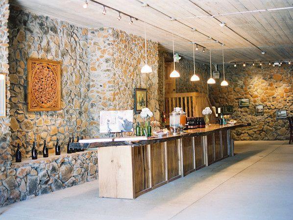 Interior view of the Maysara Winery