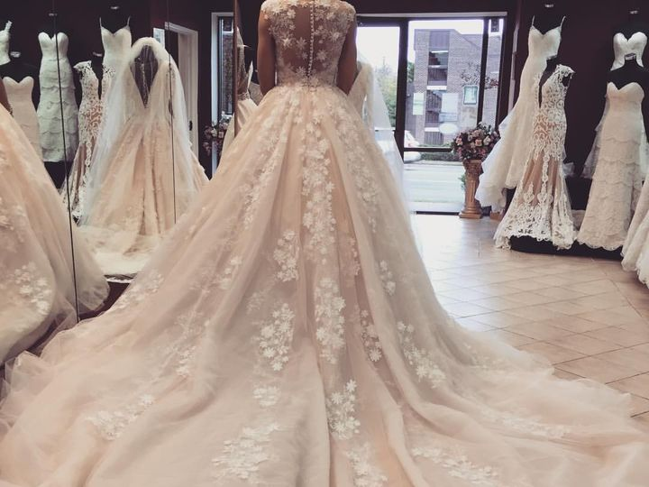 Tmx 1480542257723 1516748410153925208036927404679654424809639o Vienna, District Of Columbia wedding dress