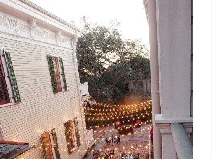 Tmx 1364226834834 OutsideDaylightCourtyard New Orleans wedding