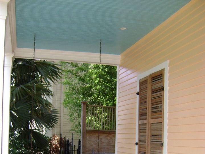 Tmx 1364827602179 Duv Porch New Orleans wedding