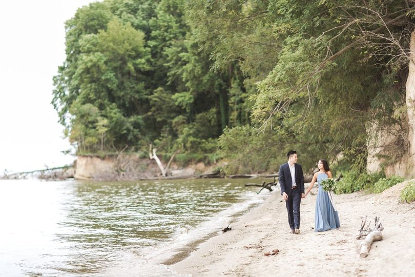 chesapeake beach engagement0001