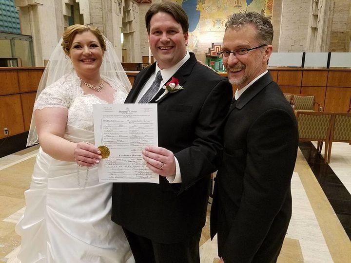 Tmx 1498687104981 165079051213109415391116625277617348027606n Ferndale, Michigan wedding officiant