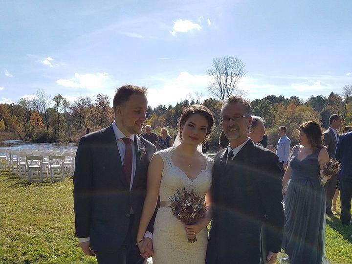 Tmx 1519087557 Ee40fde67b5d0142 1514133193610 2017 10 22 14.34.54 Ferndale, Michigan wedding officiant