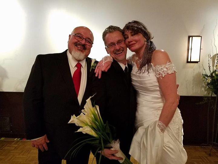 Tmx 1519089848 7a70253a32c2ab85 1519089847 E15942c58f006e1d 1519089847002 5 Mo And Melissa Ferndale, Michigan wedding officiant