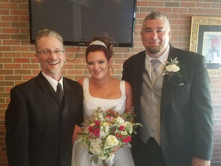Tmx 1530842880 Ecf7b1c10216dcfb 1530842878 B7f88040483f739e 1530842878146 10 36383595 17024875 Ferndale, Michigan wedding officiant