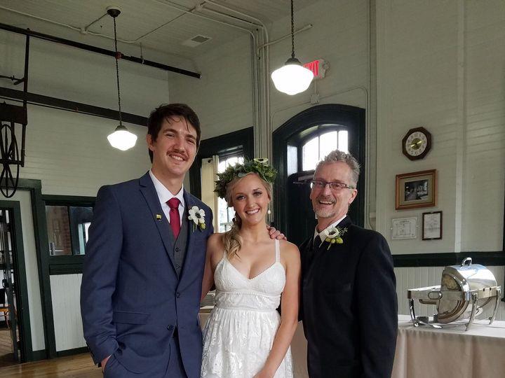 Tmx 1536500230 1a7d913aecb9ca04 1536500228 953c5667d1e76282 1536500222945 5 2018 09 08 16.42.4 Ferndale, Michigan wedding officiant