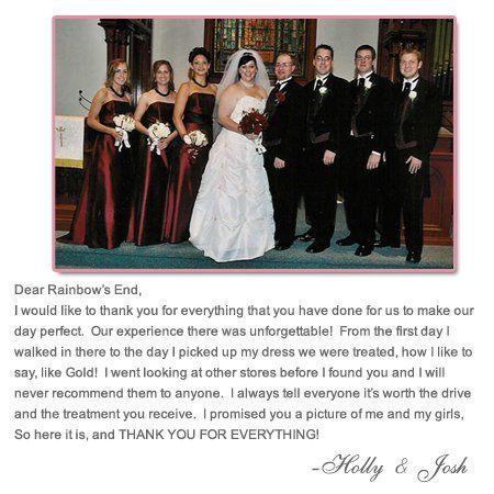 Tmx 1317521378721 Hollyjosh Oneonta wedding dress