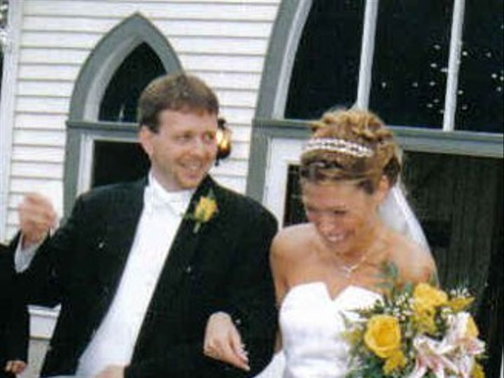 Tmx 1317735261648 Tammyafterwedding Oneonta wedding dress