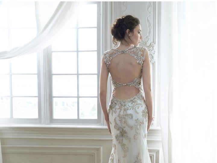 Tmx 1435326360373 Maggie Jade 5md056 Back Oneonta wedding dress