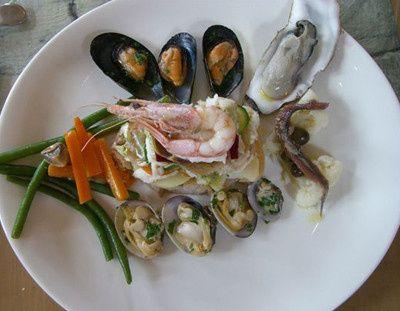 Tmx 1395809516430 Shellfishextraordinair San Luis Obispo wedding catering