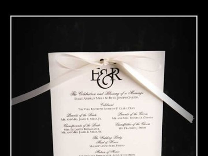 Tmx 1275449059342 Erin Cary wedding invitation