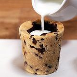 Milk and Cookie Shots