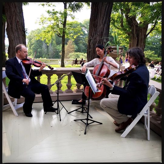 String music for the ceremony.