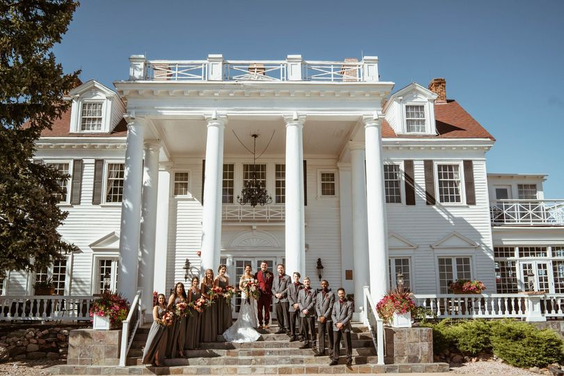 Manor House: Wedding Party