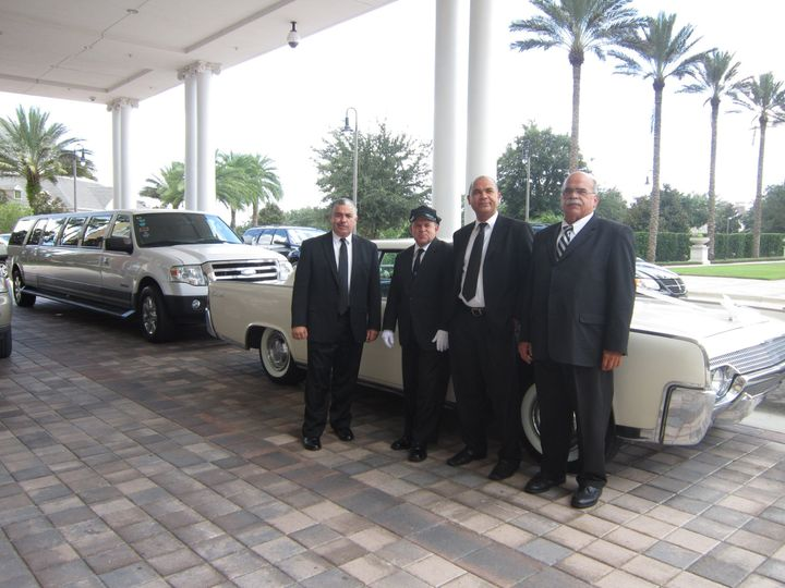 The Southern Elegance team of professional chauffeurs are ready to serve you.