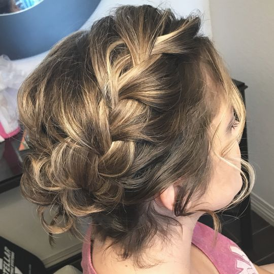 Hair by BellaBrides