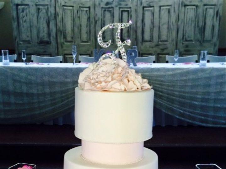 Tmx 1425495375613 Photo 21 Kimmswick wedding cake