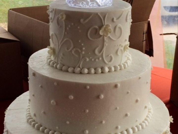 Tmx 1425495386567 Photo 28 Kimmswick wedding cake