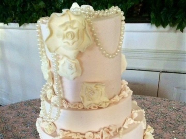 Tmx 1425495395631 Photo 30 Kimmswick wedding cake