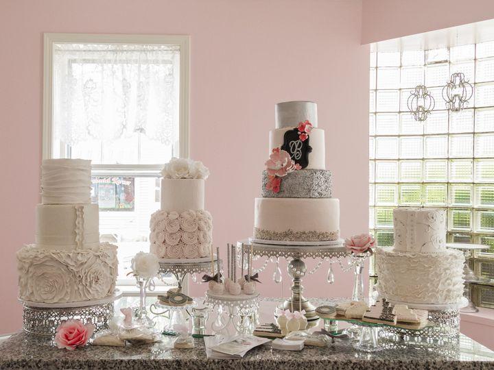 Tmx 1433360031663 Mg6220elizabeth Maxson Kimmswick wedding cake