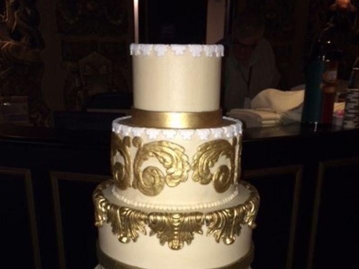 Tmx 1436981012508 Photo 4 3 Kimmswick wedding cake