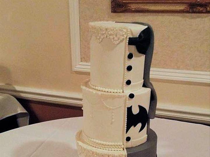 Tmx 1436981016530 Photo 5 3 Kimmswick wedding cake
