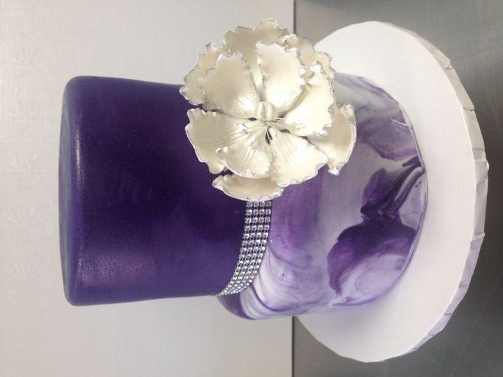 Tmx 1464792799148 File May 11 12 33 40 Pm Kimmswick wedding cake