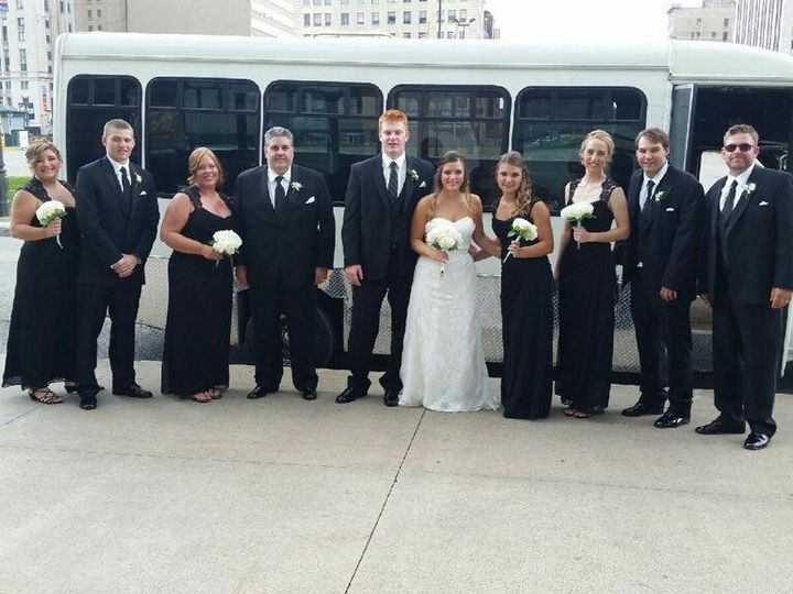 Tmx 1417822683738 Kaitlin Kowal1 Grosse Pointe, MI wedding transportation