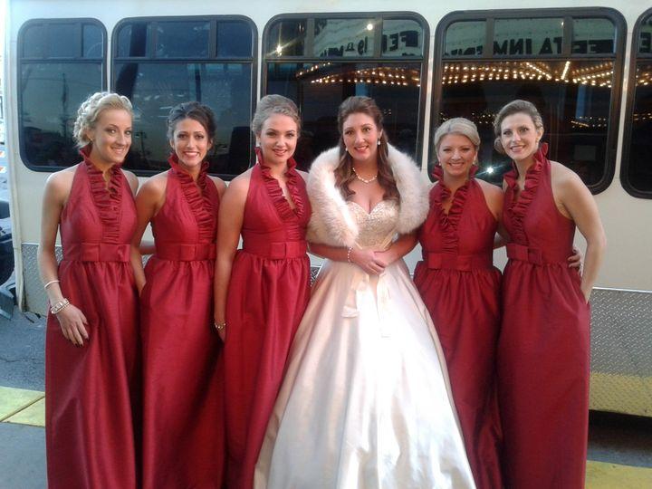 Tmx 1424102576111 20141219164506 Grosse Pointe wedding transportation