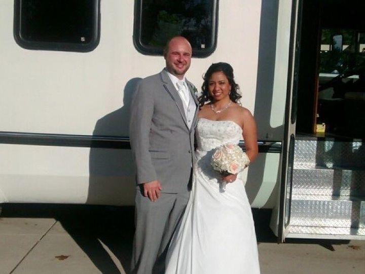 Tmx 1424102652960 Roberthaupt Grosse Pointe wedding transportation